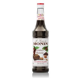 Monin Walnut Brownie
