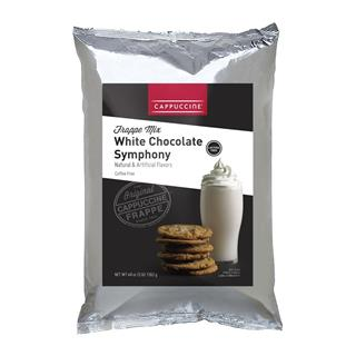 Cappuccine White Chocolate Symphony