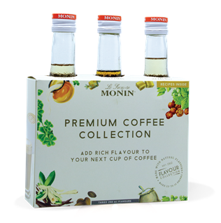 Premium Coffee Collection SYRUPS 250ML