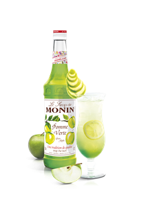 Monin Green Apple Syrup 700ml