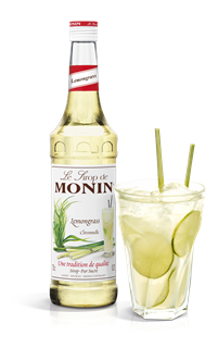 Monin Lemongrass Halal 700ml