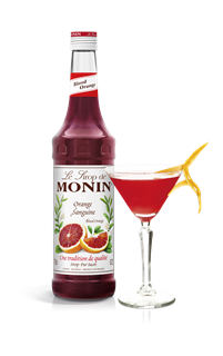 Monin Blood Orange Syrup 1l