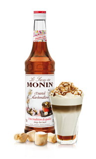 Monin Toasted Marshmallow Syrup 700ml