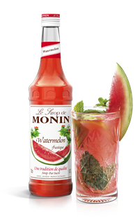 Monin Watermelon Syrup 1l