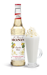 Monin White Chocolate Syrup 700ml