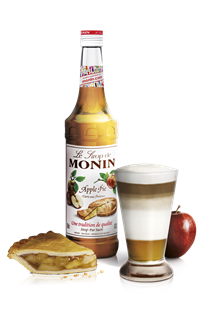 Monin Apple Pie Syrup 700ml